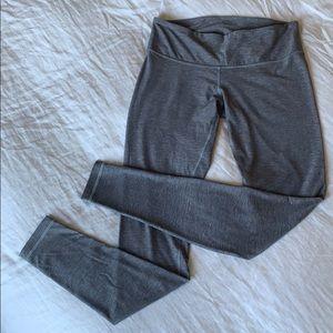 Lululemon Heather Grey Yoga Pants